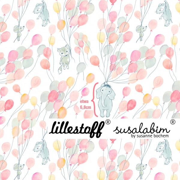 Fabrics/Designers/SUSAlabim/Fliegende Tiere Bild 1