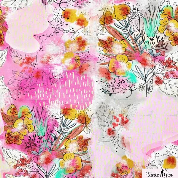 Stoffe/Designer/Tante Gisi/Farbenknall Bild 1