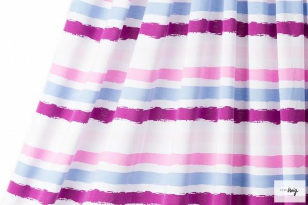 Sale/Stripes 6 purple Bild 1