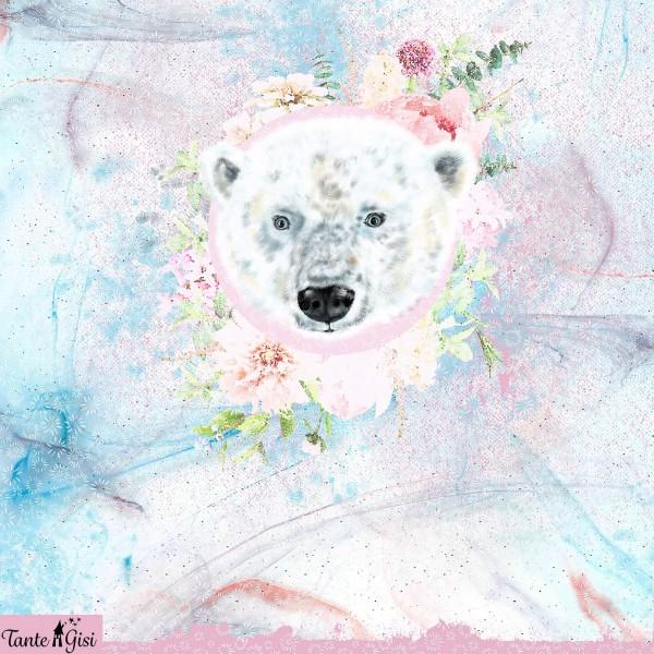 Fabrics/Designers/Tante Gisi/Eisbärmädchen Bild 1