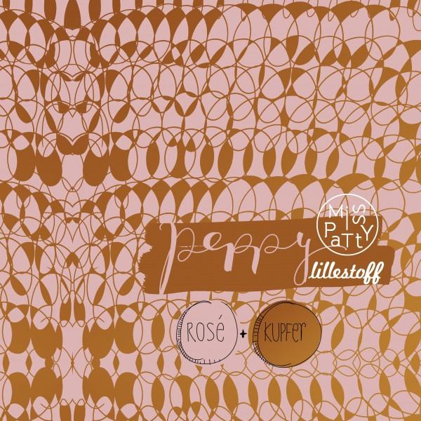 Fabrics/Designers/Miss Patty/Peppy kupfer Bild 1