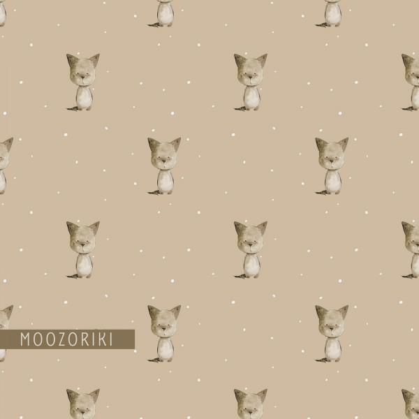 Fabrics/Animals/Kitty Pavlik Bild 1