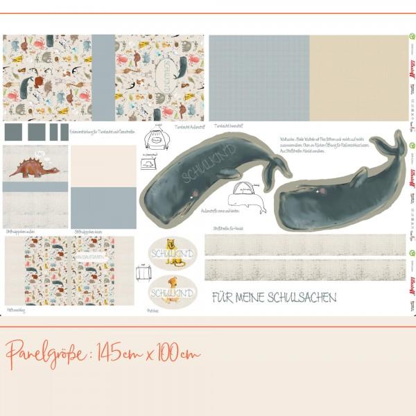 Fabrics/Designers/Tante Gisi/Für Meine Schulsachen Bild 1