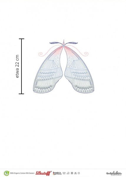 Fabrics/Designers/SUSAlabim/Elfenflügel, klein Bild 1