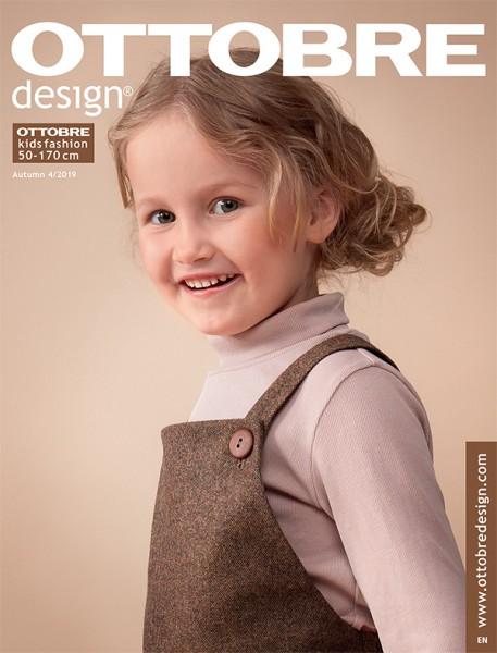 Schnittmuster/Bücher und Zeitschriften/04/2019 OTTOBRE design®, Kids Herbst Bild 1