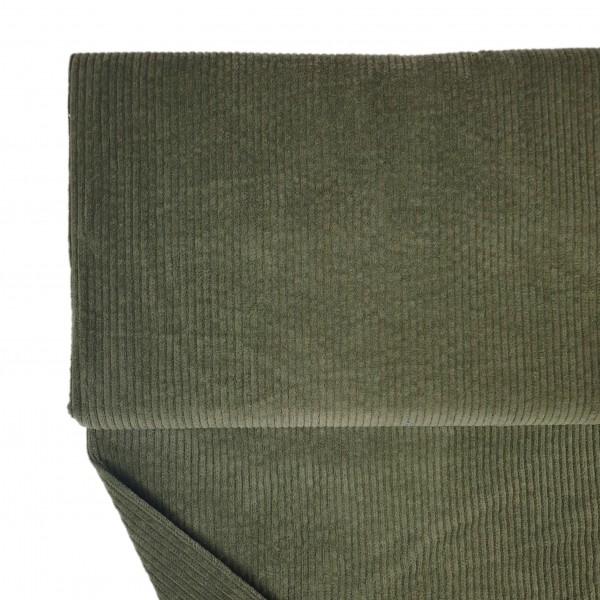 Fabrics/Basics/Solid Cord/Breitcord, hellgrün Bild 1