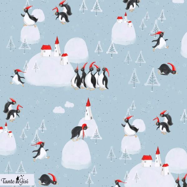 Fabrics/Designers/Tante Gisi/Weihnachten im hohen Norden Bild 1