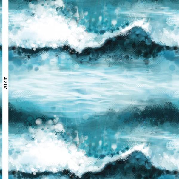 Fabrics/Designers/Enemenemeins/The Wave Bild 1