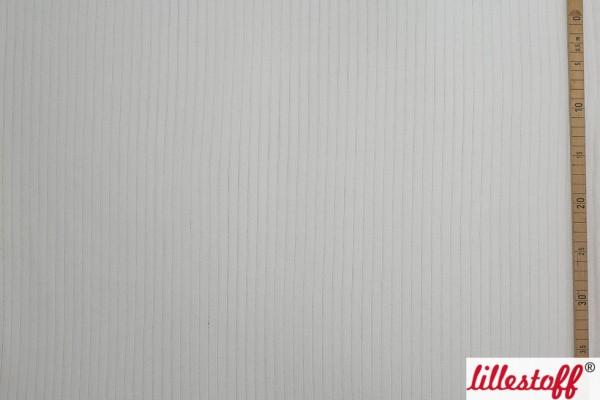Fabrics/Basics/Solid Knit/Rippstrick, ecru Bild 1