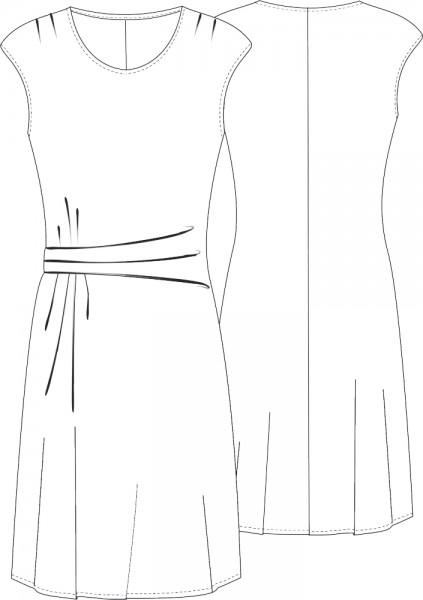 Pattern/Schnittmuster Berlin/Jerseykleid Martha Schnittmuster Berlin Bild 1