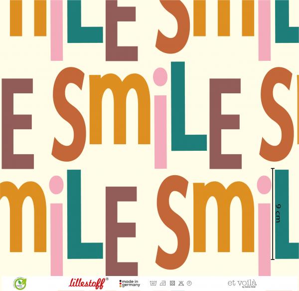 Stoffe/Designer/et voilà/Smile Bild 1