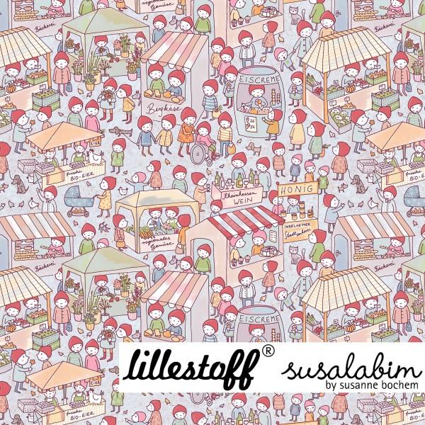 Fabrics/Designers/SUSAlabim/Susalabims Wichtelwochenmarkt Bild 1
