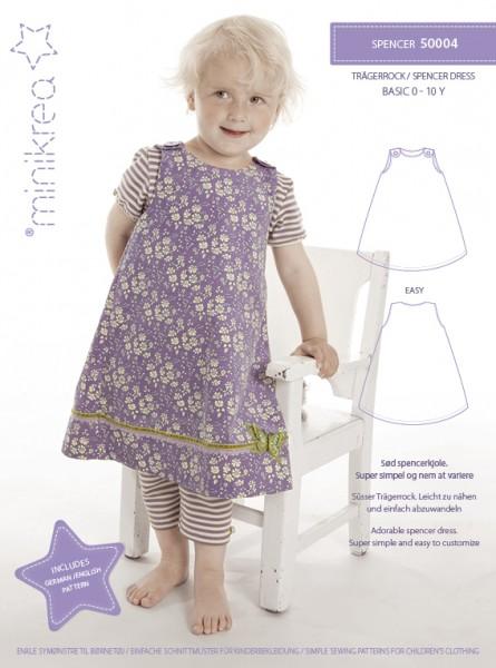 Pattern/MiniKrea/SM10004- Schnittmuster/Pattern Spencer Dress Bild 1