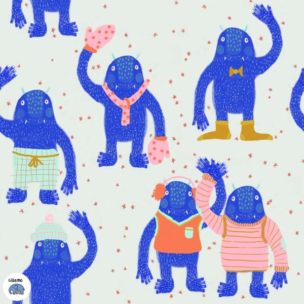 Fabrics/Designers/Lillemo/Lillemonster Bild 1