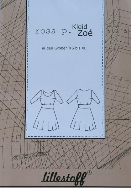 Schnittmuster/lillestoff/Schnittmuster Kleid ZOE Bild 1