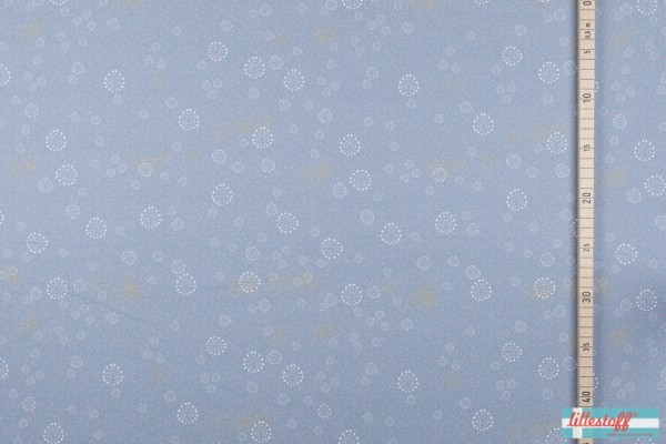 Fabrics/Designers/Tante Gisi/Schneeschmelze Bild 1