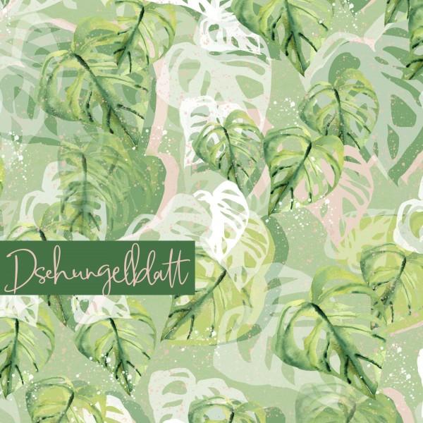 Stoffe/Floral/Dschungelblatt Bild 1