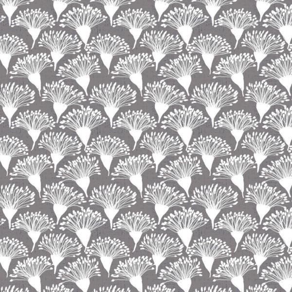 Fabrics/Designers/Enemenemeins/Bouquet, Gray Bild 1