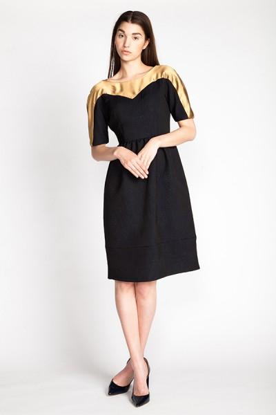 Schnittmuster/Named/06-048 - Schnittmuster/Pattern Leotie Midi Dress & Leotie Skirt Bild 1