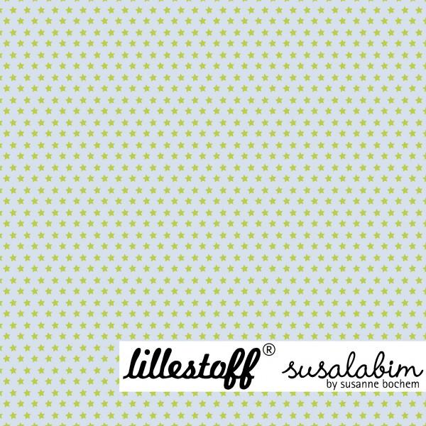 Stoffe/Designer/SUSAlabim/blaugrün, Susalabims Basicsternchen Bild 1