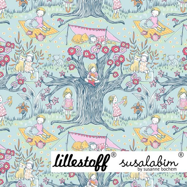Stoffe/Designer/SUSAlabim/Susalabims Katzenliebe, pastell Bild 1