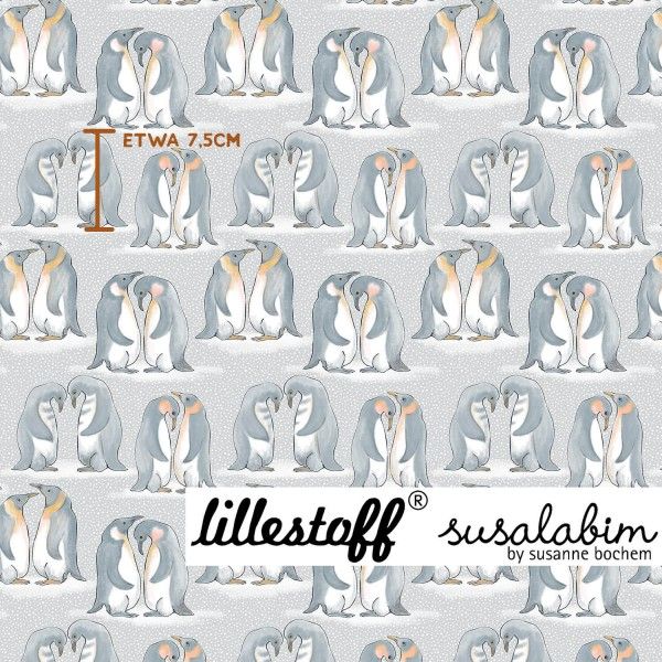Fabrics/Designers/SUSAlabim/Susalabims Pinguine Bild 1