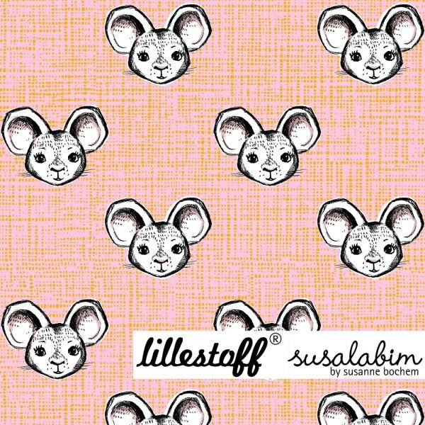 Fabrics/Designers/SUSAlabim/Mausi rosa Bild 1