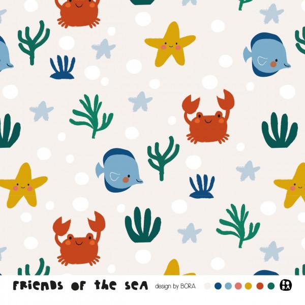 Fabrics/Designers/BORA/Friends Of The Sea Bild 1