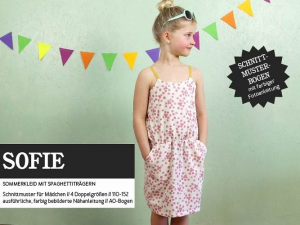 Pattern/STUDIO SCHNITTREIF/Studio Schnittreif - Schnittmuster SOFIE Kleid Bild 1