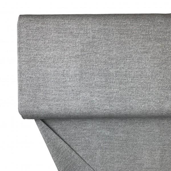 Stoffe/Basics/Jersey Uni/Jeansoptik Jersey, grau Bild 1