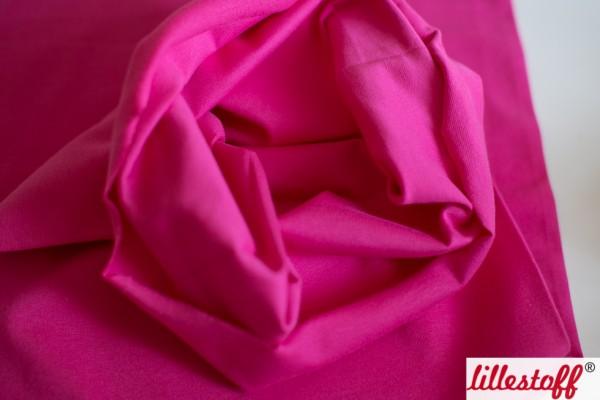 Fabrics/Basics/Solid Cuffs/Schlauchbd., pink, glatt Bild 1