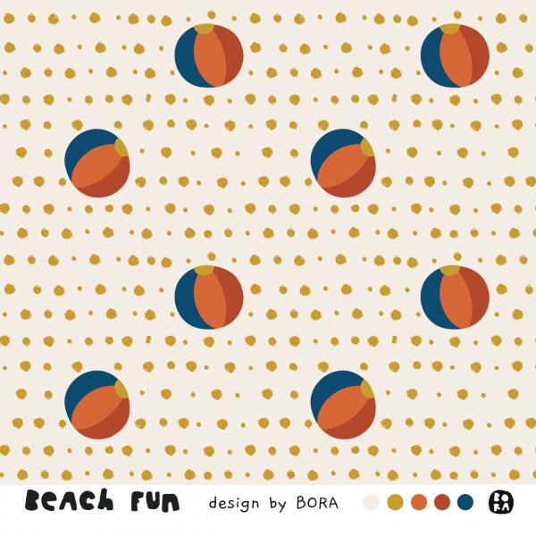 Stoffe/Designer/BORA/Beach Fun Bild 1