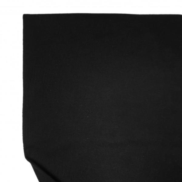 Fabrics/Basics/Solid Cuffs/Schlauchbd., schwarz Bild 1