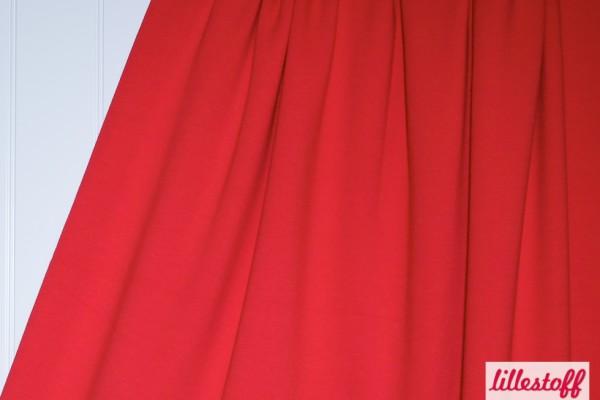 Fabrics/Basics/Solid Sweat/Sweat rot Bild 1