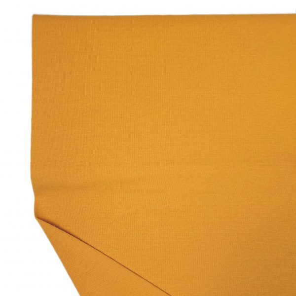 Fabrics/Basics/Solid Cuffs/Schlauchbd., ockergelb Bild 1