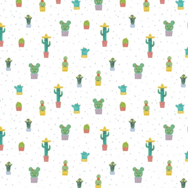 Stoffe/Floral/Cactus Cuties Bild 1
