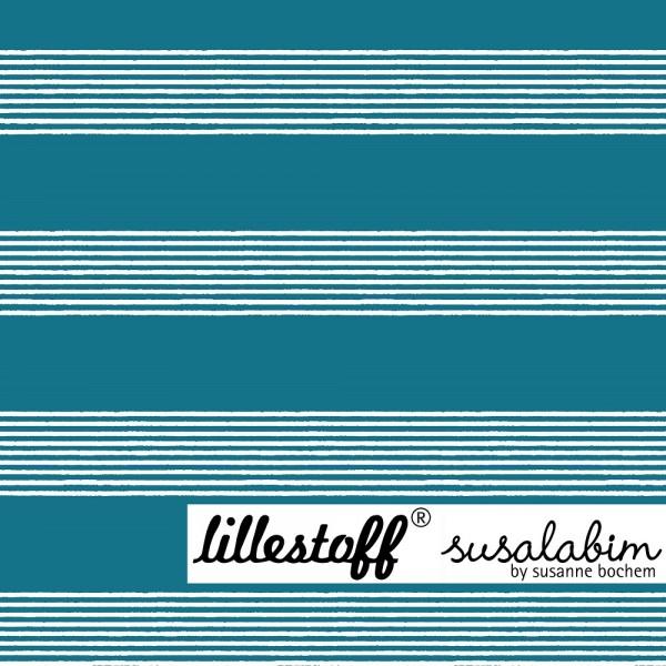 Fabrics/Designers/SUSAlabim/Basicstreifen blau weiß Bild 1