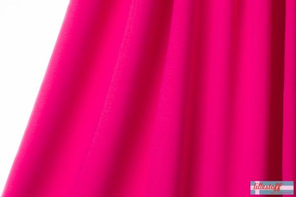 Stoffe/Basics/Jacquard Uni/Uni Jacquard, pink Bild 1