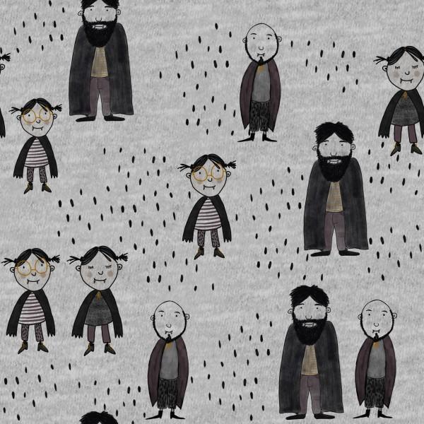 Fabrics/Designers/Lillemo/Crew Der Vampire NEU Bild 1
