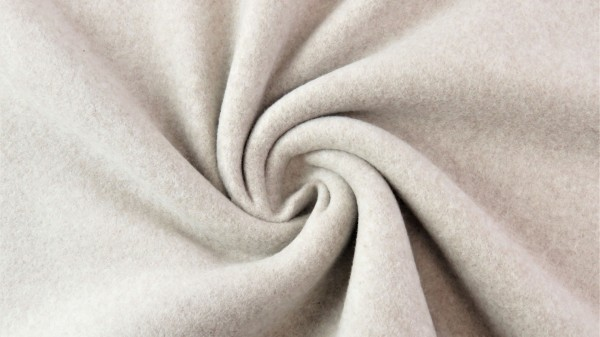 Fabrics/Basics/Solid Double Fleece/Double Fleece, beige dunkel Bild 1