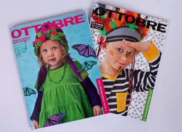 Schnittmuster/Bücher und Zeitschriften/Ottobre design, Kids 01/2012 (reprint 2015) Bild 1
