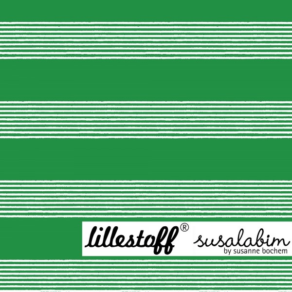 Sale/Discounted Products/Basicstreifen grün weiß Bild 1
