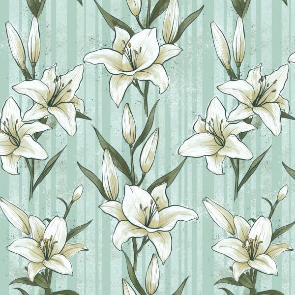 Fabrics/Designers/Enemenemeins/Lilysdream Bild 1