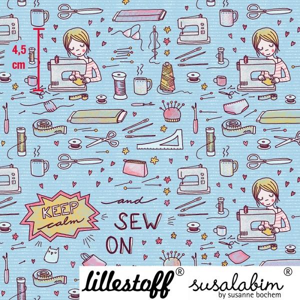 Fabrics/Designers/SUSAlabim/Sew On Bild 1