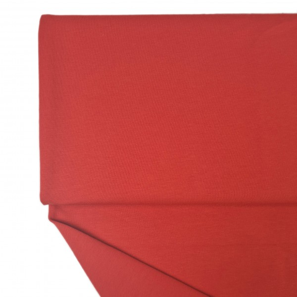Fabrics/Basics/Solid Sweat/Summersweat, rostrot Bild 1