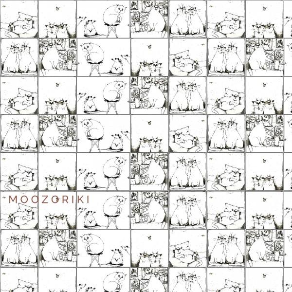 Fabrics/Animals/Catslife Bild 1