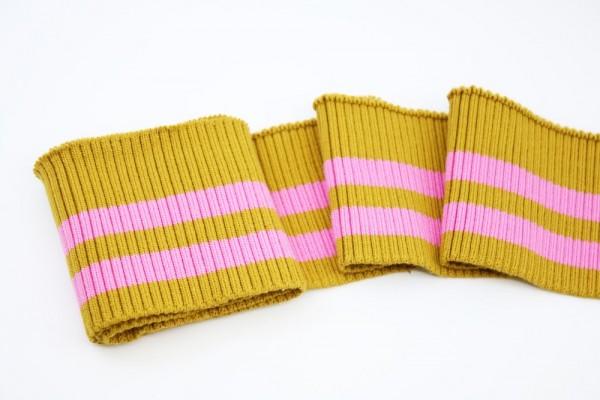 Notions/Cuff Love, mustard/pretty in pink Bild 1
