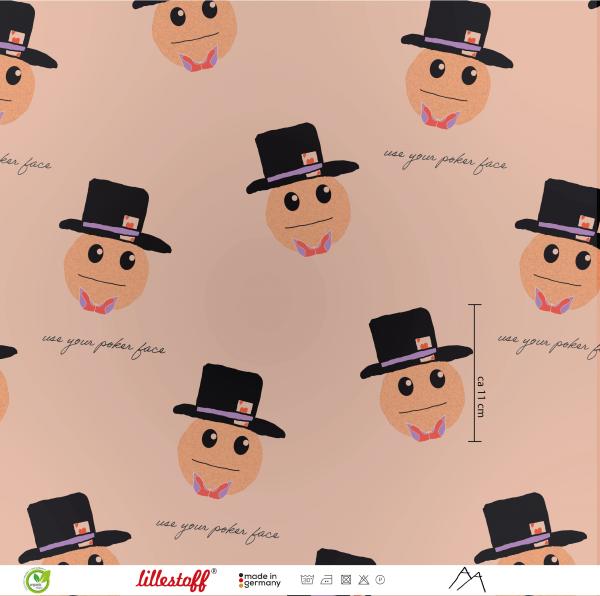 Stoffe/Figuren/Use Your Pokerface Bild 1