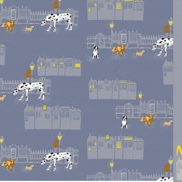 Fabrics/Designers/Tante Gisi/Nachthunde Bild 1