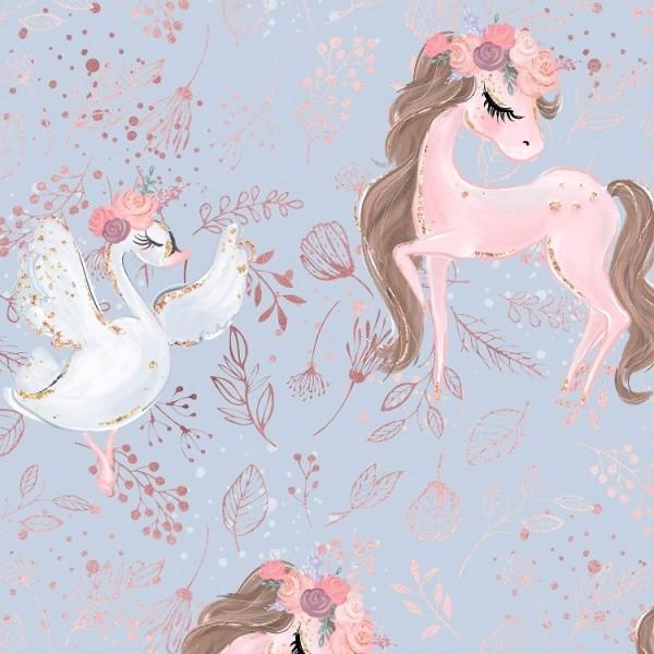 Stoffe/Tiere/Ballerina Pony Bild 1